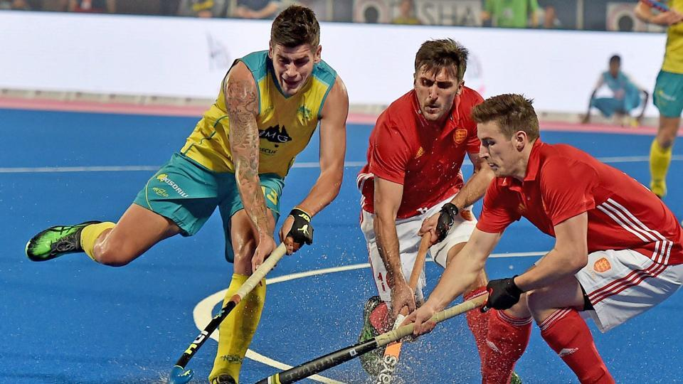 FIH Hockey World League Final,England men's hockey team,Australia men's hockey team