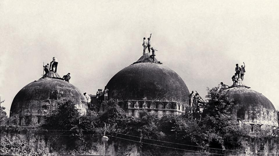 Babri Masjid demolition,Ayodhya,Ram temple dispute