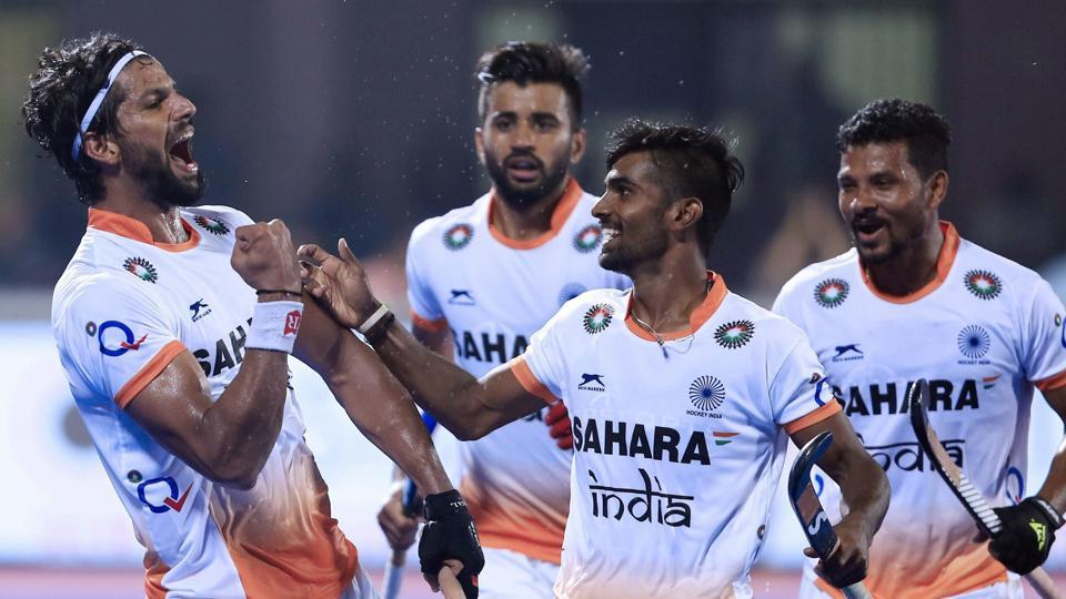India lost 2-3 against England during the Men's Hockey World League Final 2017 in Bhubaneswar on Saturday.