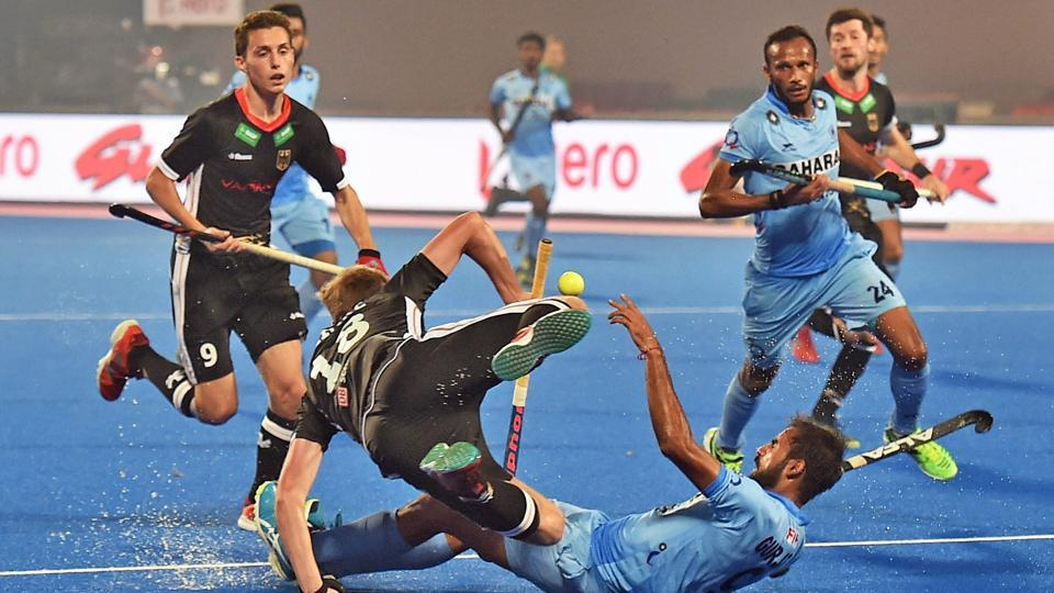 Hockey World League Final,Indian hockey team,Germany hockey team