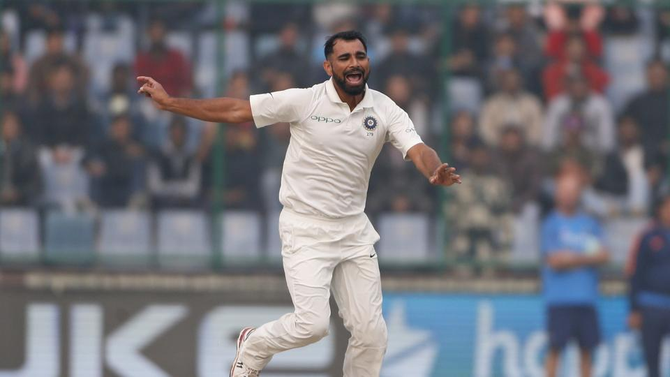 India vs Sri Lanka,Mohammed Shami,Indian cricket team