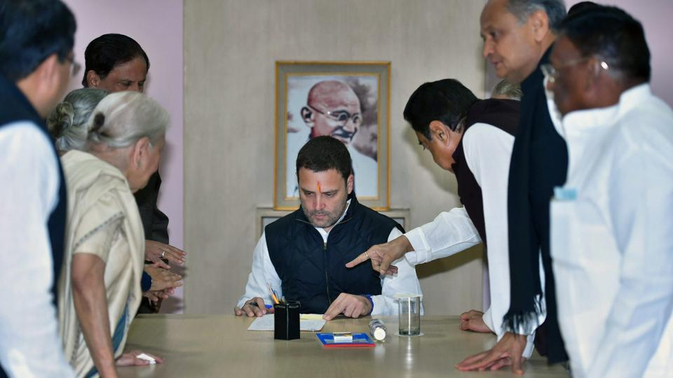 Rahul Gandhi,Congress president,Indian National Congress?