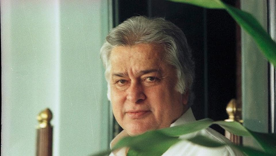 Shashi Kapoor was a terrific film producer as well.