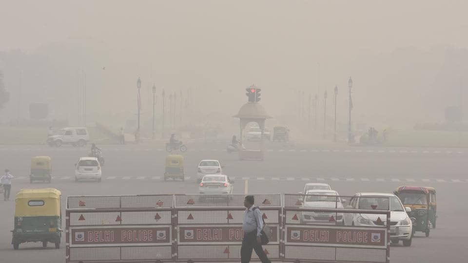 India set Sri Lanka 410 to win in smog-choked Delhi Test