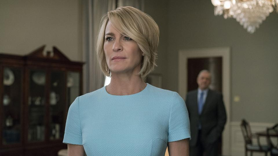 Robin Wright will take over the show as the lead in the upcoming final season of the show.