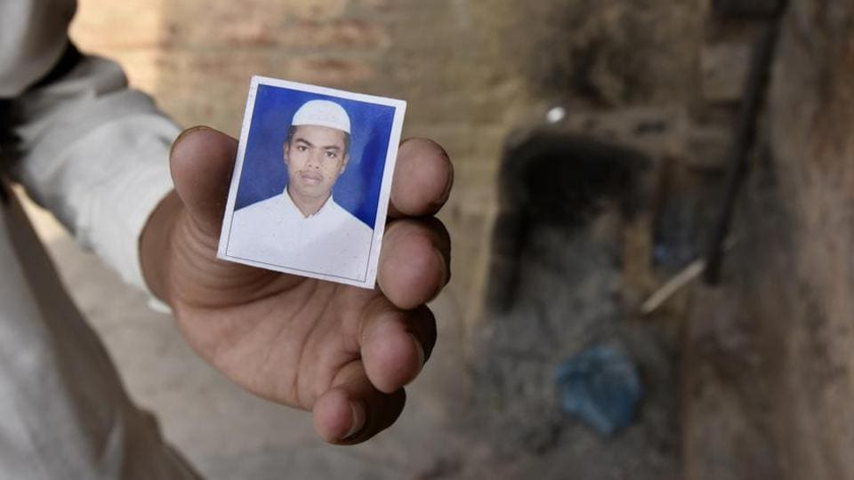 Junaid was stabbed to death when he returning home with his brothers to Khandawli village after shopping for Eid in Delhi.