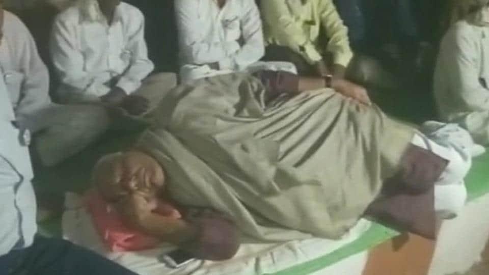 Yashwant Sinha,Maharashtra farmers,BJP