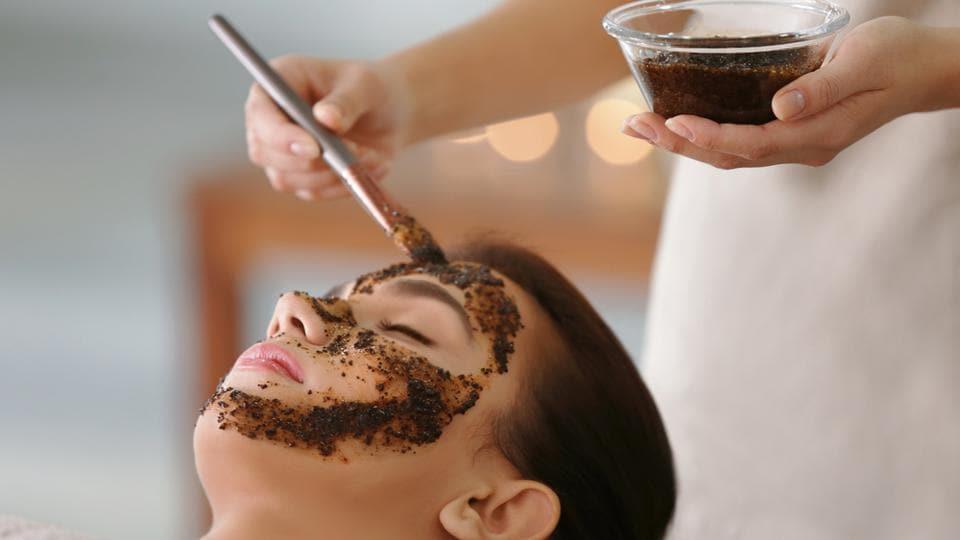 Caffeine extracts help rejuvenate skin in addition to repairing UV damage.