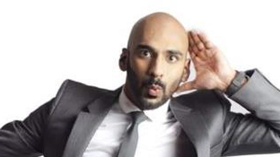 Actor and host Sahil Khattar is currently hosting the dance reality show Dance India Dance.