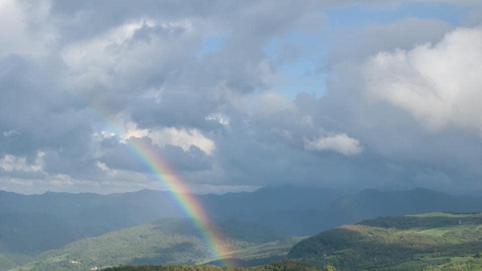 Rainbow,Taiwan,Record-breaking