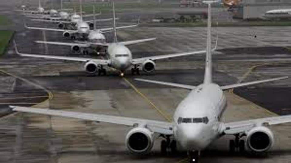 Airports Authority of India officials said a 15 minute delay was considered normal and hence did not have much of an impact on operations.