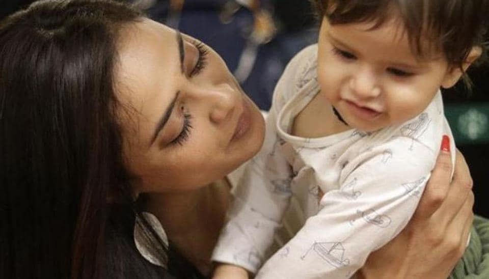 Shweta Tiwari celebrated son Reyansh's birthday at a special place.