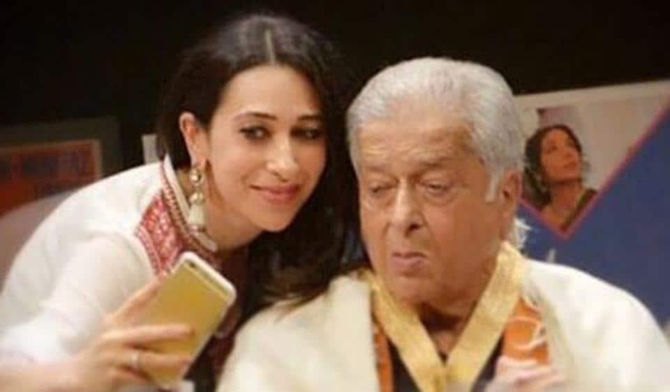 Shashi Kapoor,Karisma Kapoor,Neetu