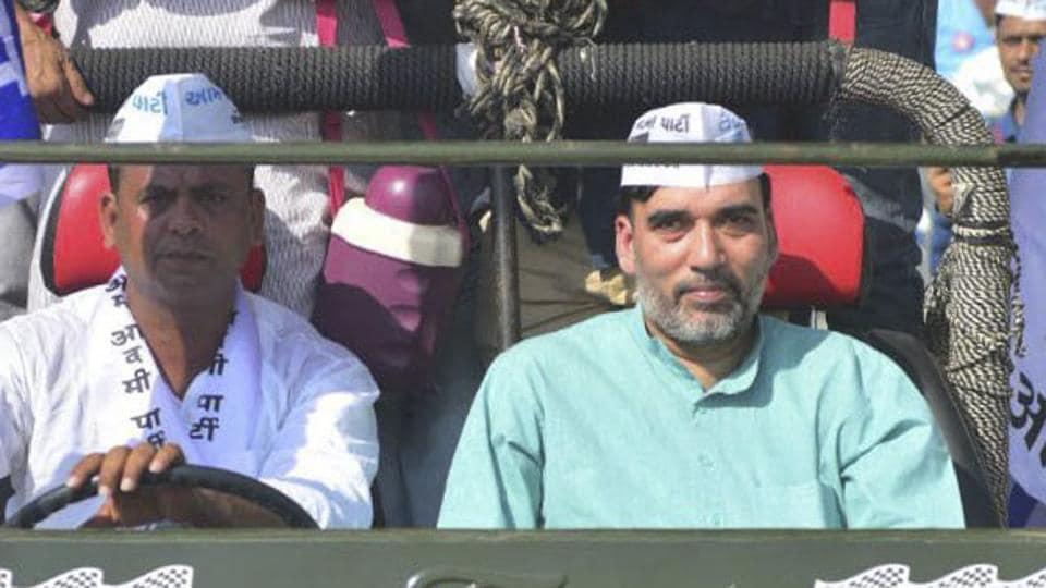 Aam Aadmi Party,Gujarat Assembly Elections 2017,Vijay Rupani