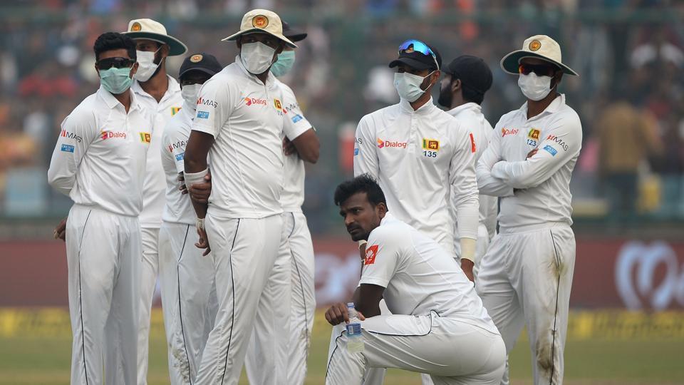 Delhi pollution,Air pollution,India-SL Test