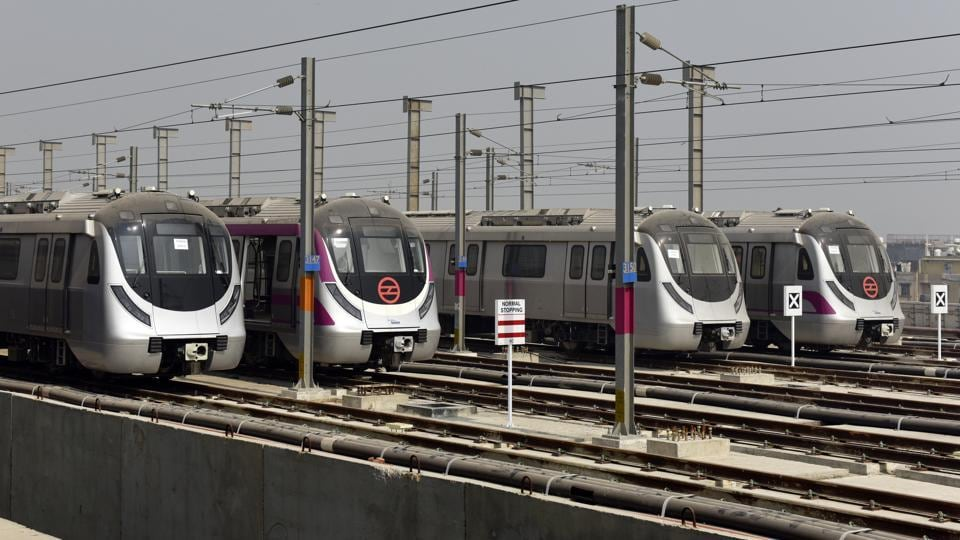 Delhi Metro,Delhi Metro Expansion,Goods and Services Tax