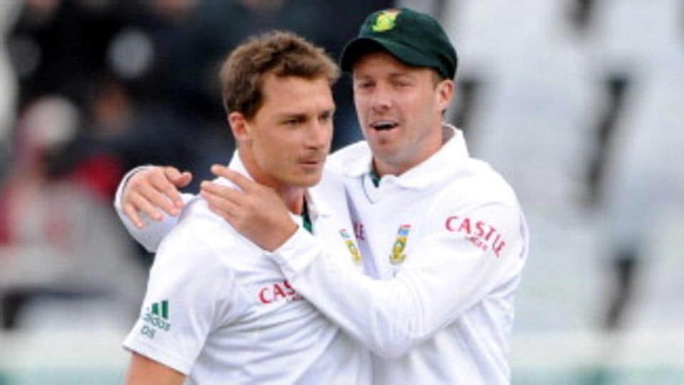 AB De Villiers,Dale Steyn,South Africa cricket team