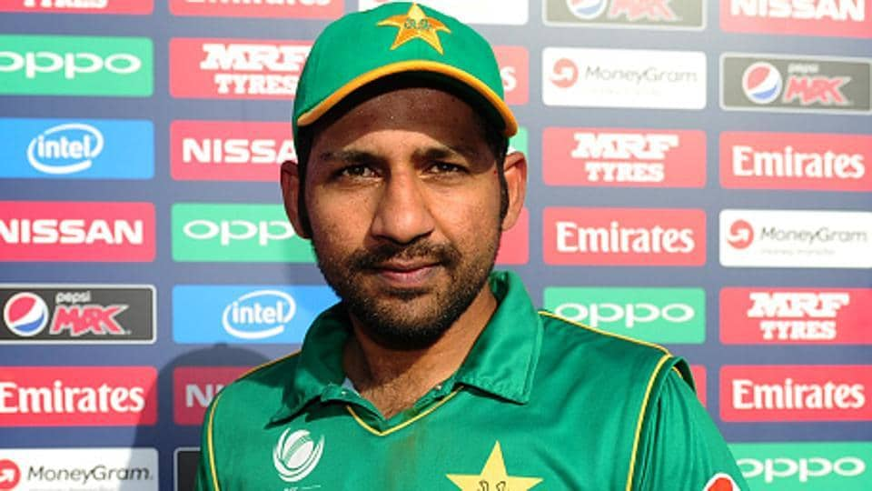 Sarfraz Ahmed of Pakistan is one of the three international captains to have made the ICC aware of approaches by bookies.
