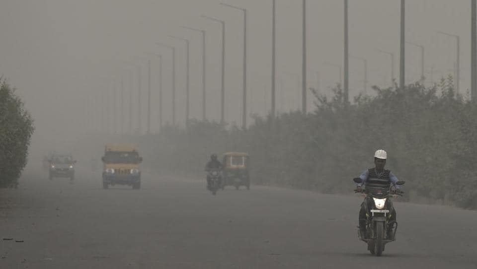 noida pollution,delhi pollution,smog