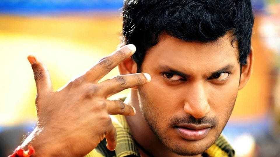 RK Nagar bypoll: Actor Vishal's nomination rejected, says Election Commission
