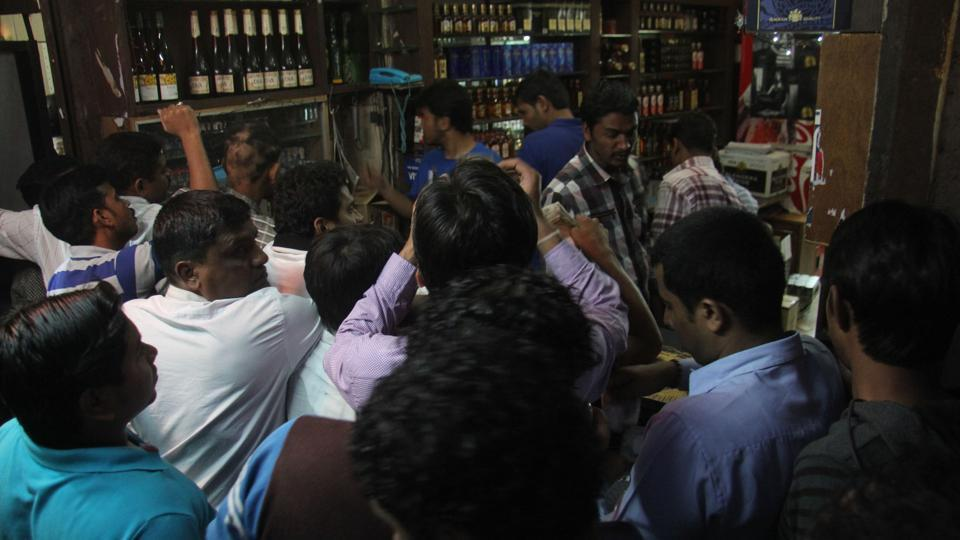 Kerala government decided to raise the minimum age for consuming liquor from 21 to 23.