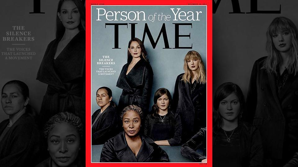 Time,Person of the Year,The Silence Breakers