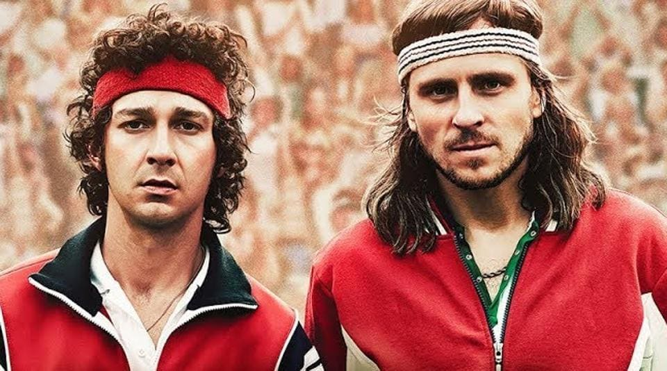 Borg McEnroe,Borg McEnroe Review,Borg McEnroe Movie Review