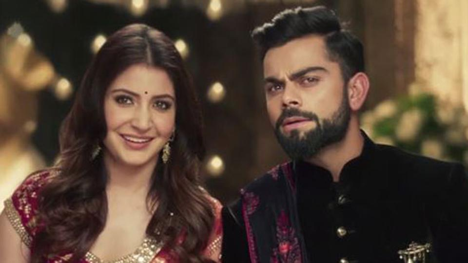Virat Kohli (R) and Anushka Sharma are reportedly set to tie the knot in December in Italy. The two have been seeing each other since 2013 after they    met during a shoot for a TV commercial.