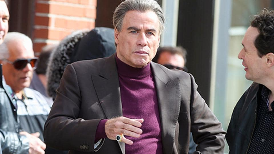John Gotti,John Travolta,Kelly Preston