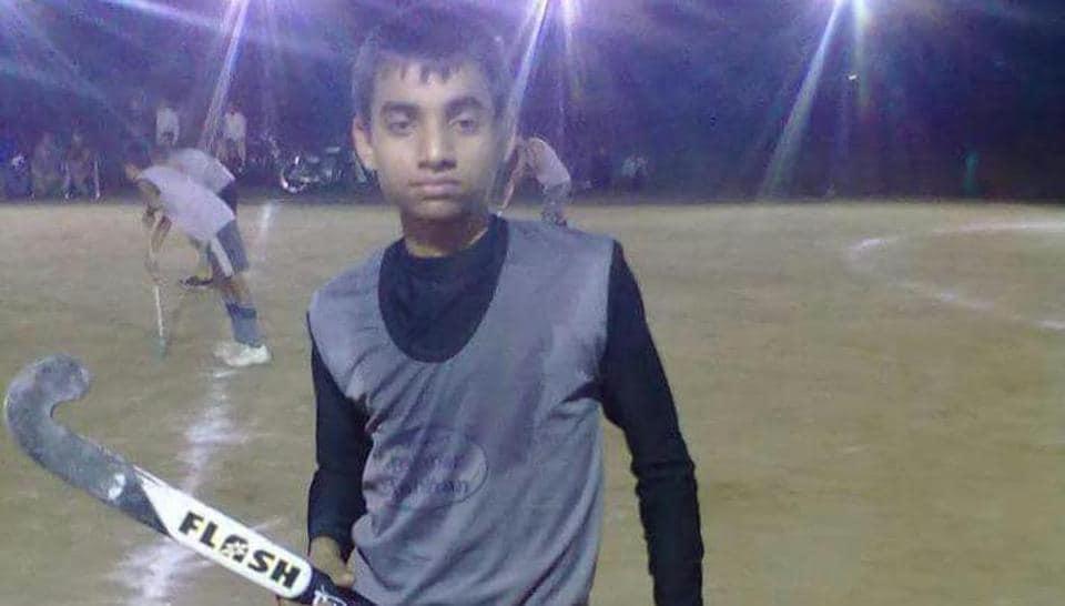 Rizwan Khan was a national-level hockey player.