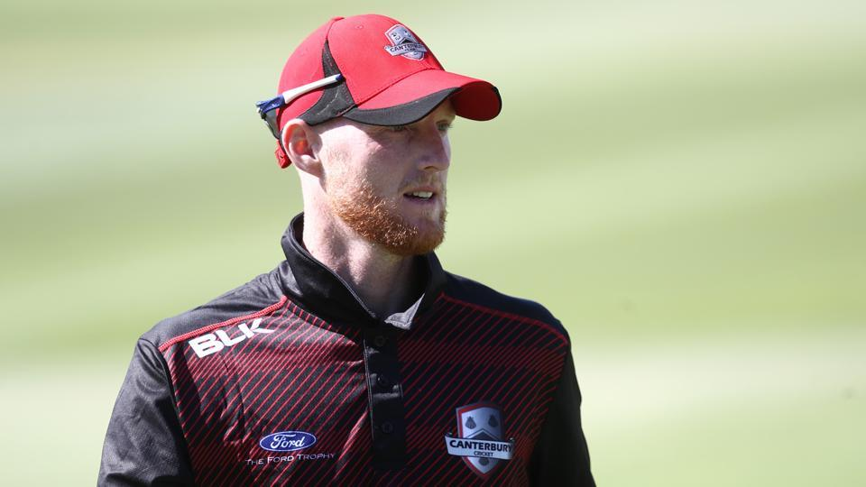 Ben Stokes once again struggles to make Canterbury impact