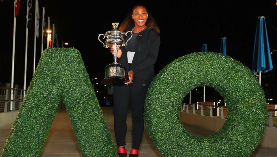 Serena Williams has entered Australian Open - Tournament director