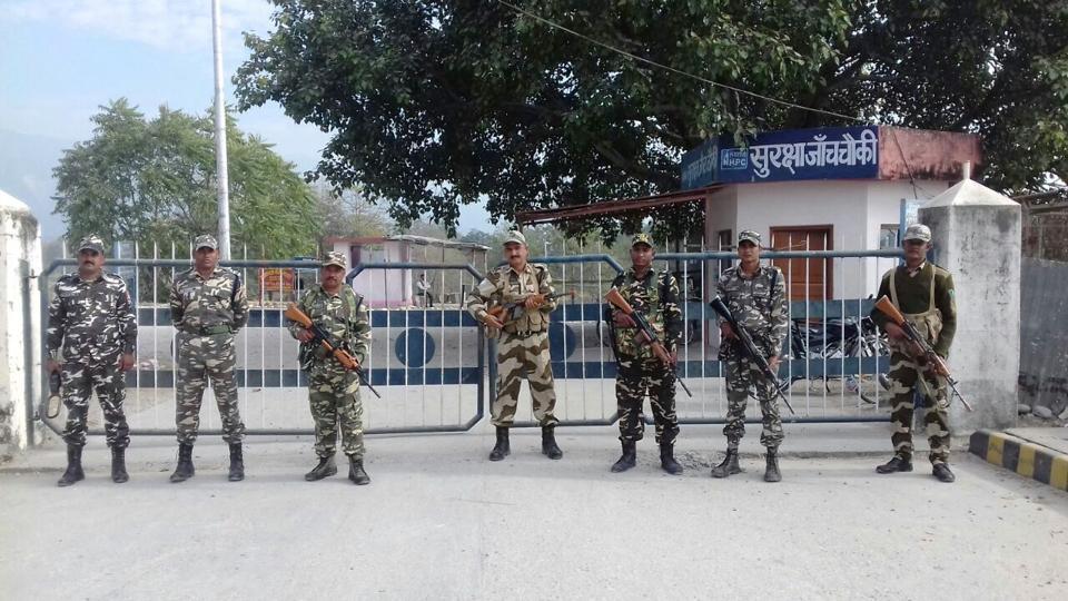 Uttarakhand,Sashastra Seema Bal (SSB),Nepal