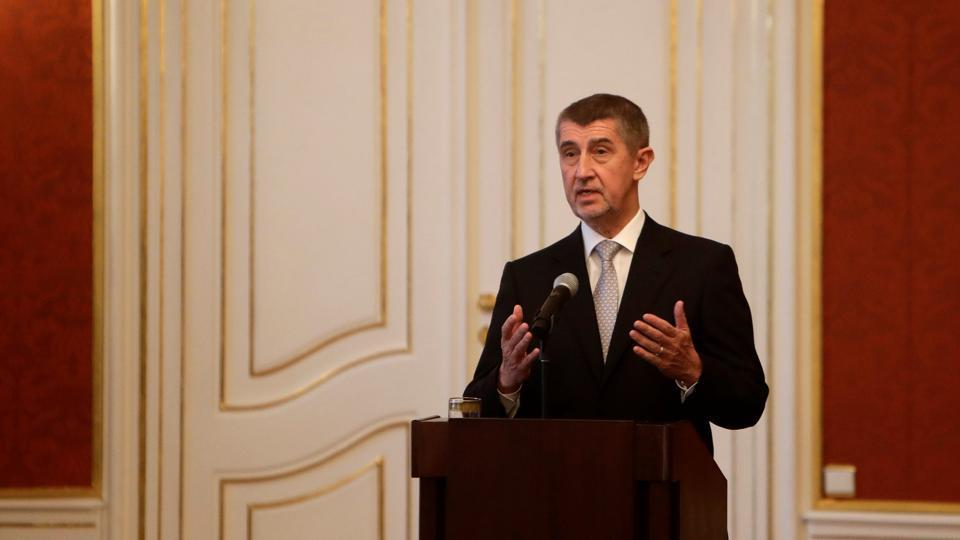 Czech president,Andrej Babis,ANO party