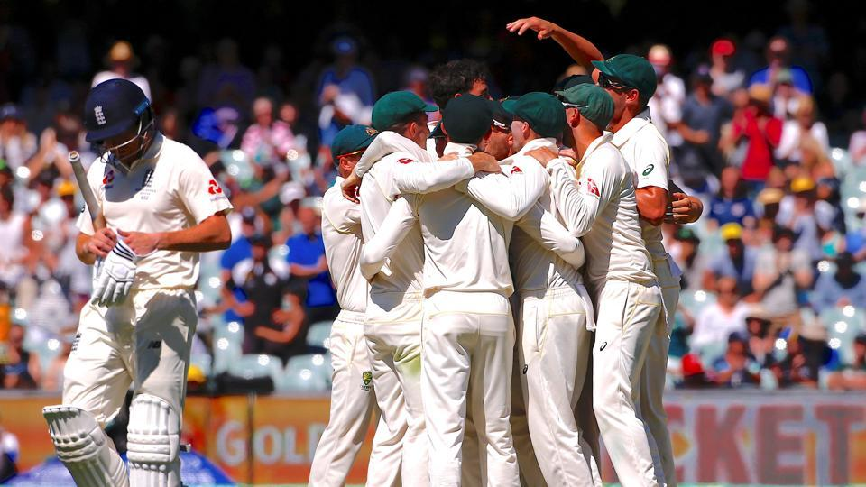 Mitchell Starc's 5/88 helped Australia beat England by 120 runs in the first-ever Pink Ball Ashes Test as Steve Smith's side took a 2-0 lead in the series.