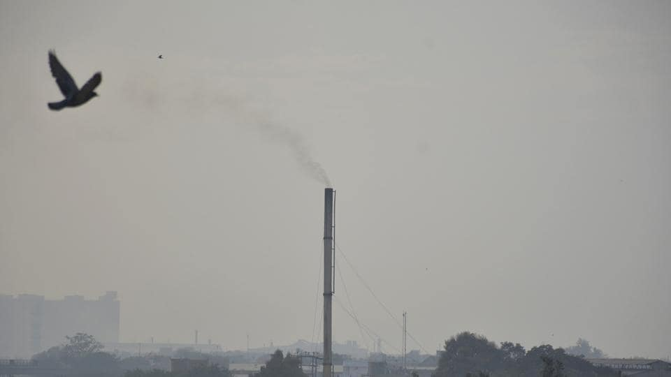 Ghaziabad,air,pollution