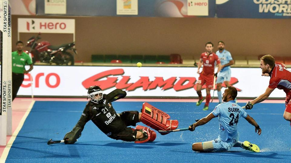 FIH Hockey World League Final,India vs Belgium,India vs Belgium live