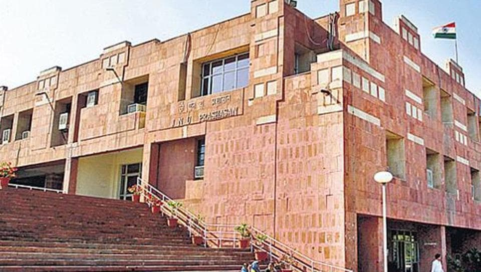 The JNU  administration, in a notice sent to one of the organisers on Tuesday, said that the talk has been cancelled.