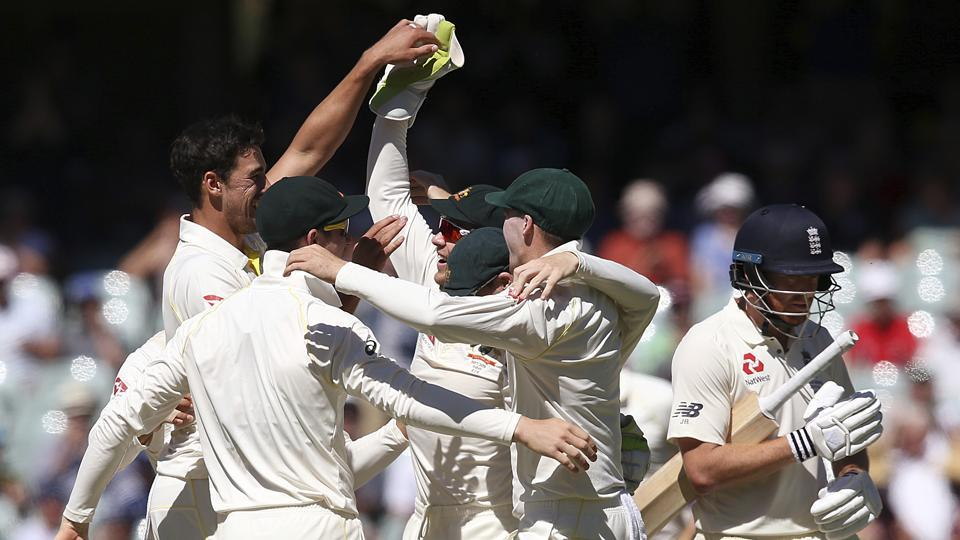 Australia have taken a 2-0 lead in the Ashes after winning the Adelaide Test by 120 runs. (AP)