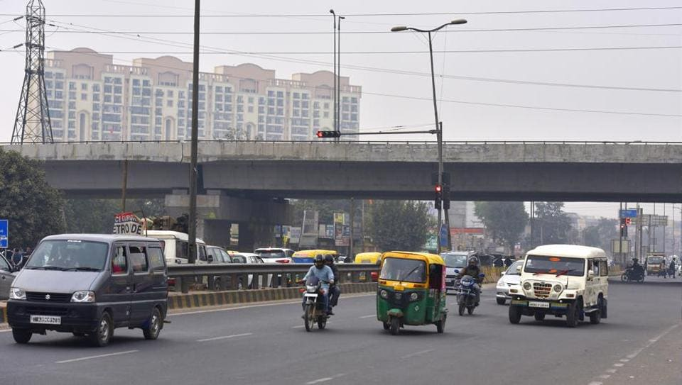 Busy Subhash Chowk is one of the places that the proposed new Metro line is going to connect.