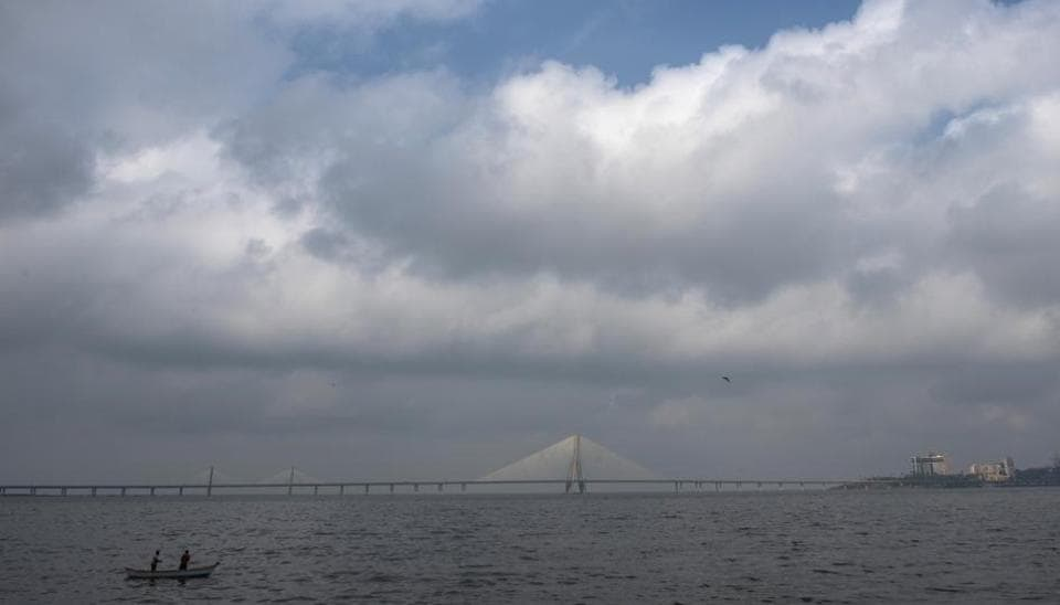 Researchers attributed the drop in pollution levels to high wind speed over the city because of cyclone Ockhi that passed west of Mumbai on Tuesday.