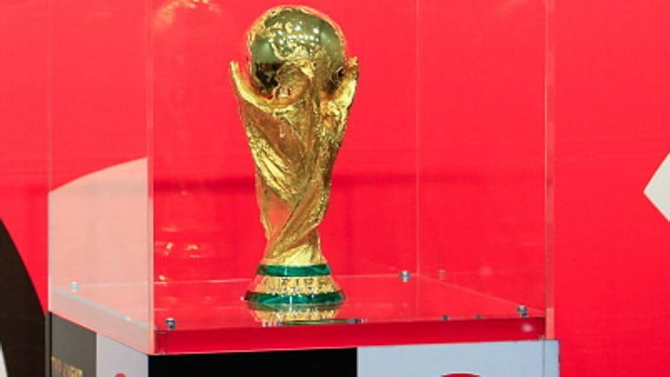 FIFA World Cup 2018,FIFA World Cup,FIFA