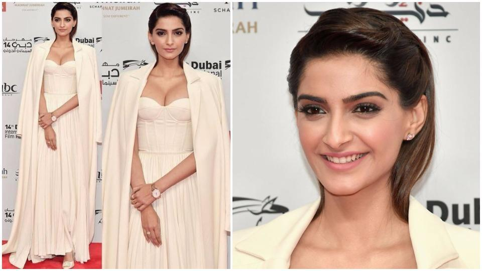Sonam Kapoor,Dubai International Film Festival,Sonam Kapoor Instagram