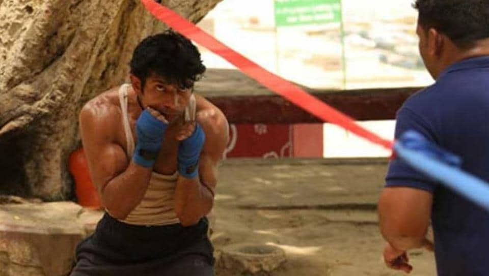 Mukkabaaz is being talked about in the foreign media.