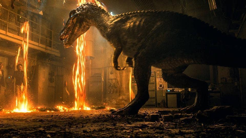 Jurassic World,Jurassic World: Fallen Kingdom,Fallen Kingdom