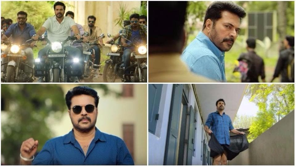 Masterpiece trailer,Mammootty,Mammootty movie trailer
