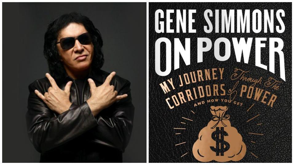 Gene Simmons,Rockstar,Kiss