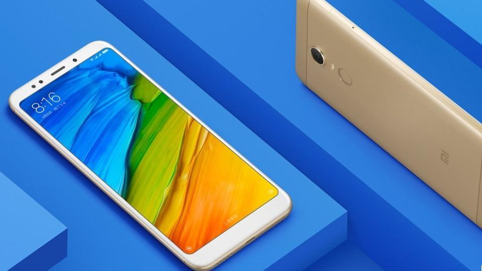 Xiaomi,Xiaomi Redmi 5,Xiaomi Redmi 5 Plus