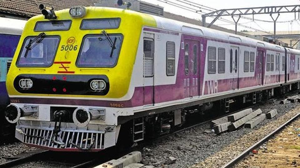 Eng Vs Ind >> Two comfy Bombardier local trains to run on Mumbai's ...
