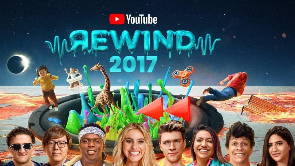 Youtube rewind,Youtube,Viral video